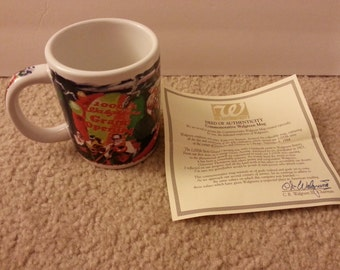 The 1,000th Walgreen Drugstore 1984 - Commemorative Walgreen Mug