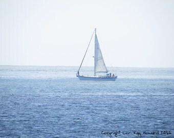 Sailboat Fine Art Photography