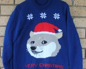 Doge - Very Christmas Sweater
