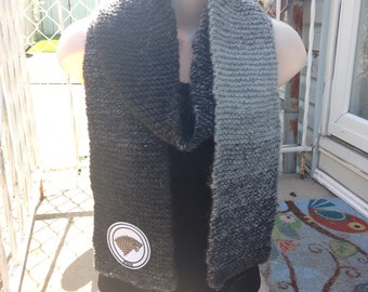 Game of Thrones Stark Scarf