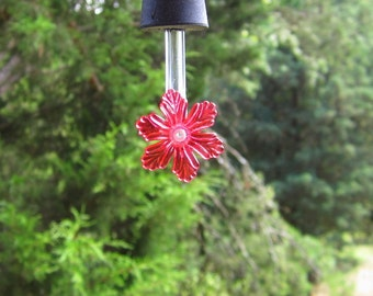 "Hummingbird feeder tubes ""RS"" set of 10."