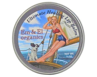 Organic Ultimate Healing Lip Balm