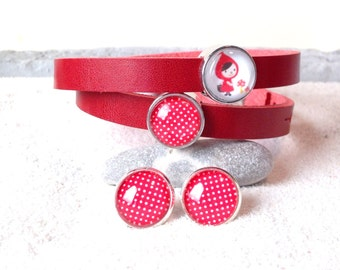 Jewellery red dots