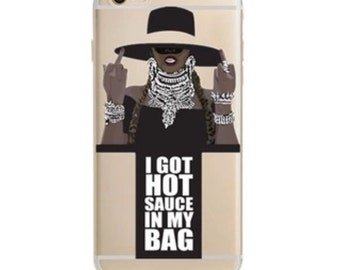 Beyonce Hot Sauce Formation iPhone 6 6S Case