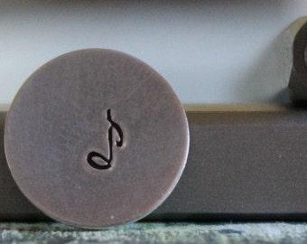 5mm Music Note Metal Design Stamp - SGUB-15