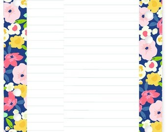 Simple Stories - Carpe Diem - Posh Collection - Bookmark Tablet - 1 piece - 4959