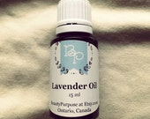 French Lavender Essential Oil 15 ml / 0.5 oz