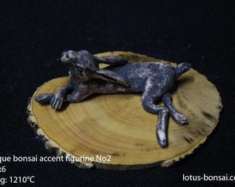 Unique bonsai tenpai hare No2, sculpture 02/2016