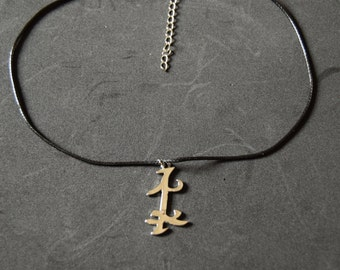 Parabatai Rune necklace, Shadowhunter necklace, The Mortal Instruments