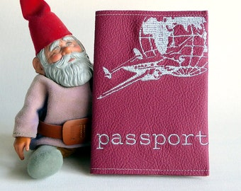 Passport sleeve cover