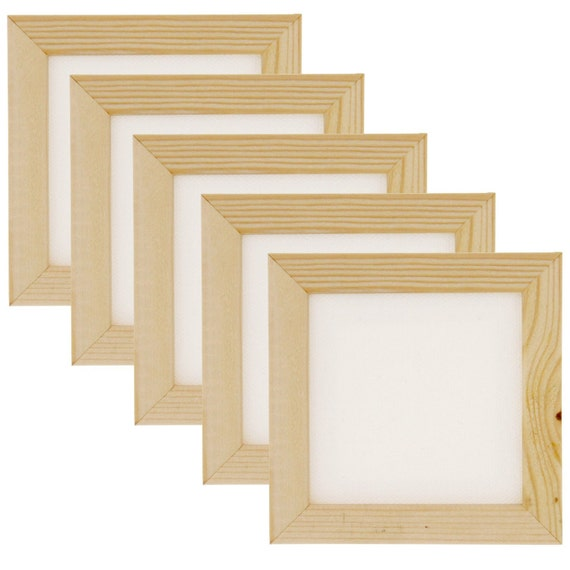 Art Alternatives 3x3 Mini Canvas Frame Set