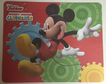 Mickey Mouse Clubhouse Placemats (4pack)