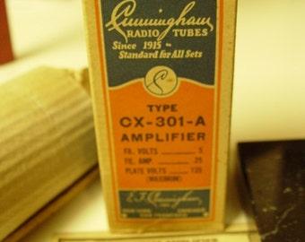 X-301-A Cunnimgham Amplifier Tube