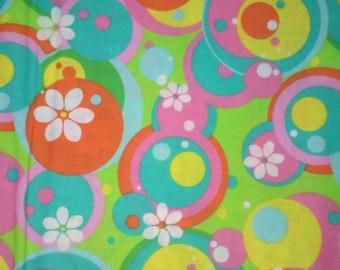 Colorful Bubble Print Fabric (1-yard)