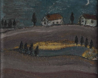 Tiny Painting, Landscape