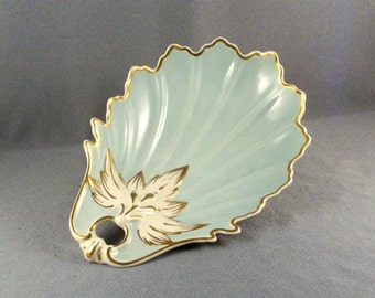 Vintage Kaolena Bowl // 1940s // Midcentury // Collector's Find // Intact Gold Decor // NO Damage // Beautiful Bowl Dish