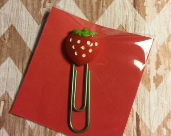 Berry Sweet Paperclip