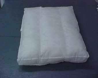 Dog Bed Inserts - Pillow Inserts -100% Premium Fiber fill - 4 sizes available - washable dog beds