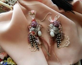 Sweet candy earrings