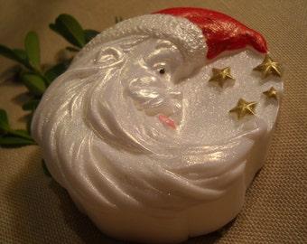 Santa with the stars