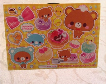 Sticker Sheet from Memo Pad