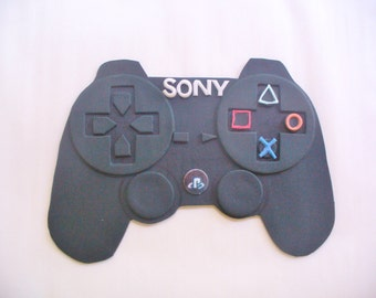 PLAYSTATION Controller Fondant Cake Topper