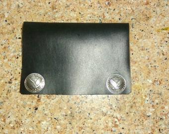 Small biker/trucker wallet