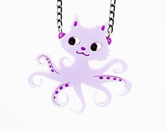 Octopuss necklace