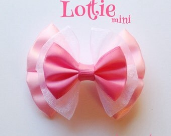 lottie mini hair bow