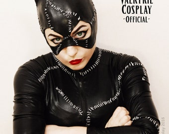 "Batman Returns - Catwoman Cosplay by Valkyrie Cosplay - Signed 6"" x 8"" print"