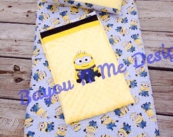 Minion Nap Mat Cover