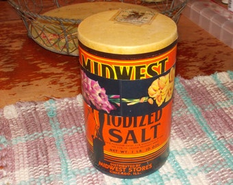 c-vintage iodized salt never opened