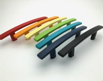 3.00'' Colorful pulls knobs /Candy style Drawer Handles/New  Kitchen Cabinet Knob Pull Handles/dresser drawer