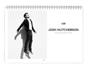 Josh Hutcherson Vol1. Calendar