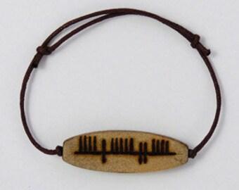 Celtic Bracelets with Ogham wish