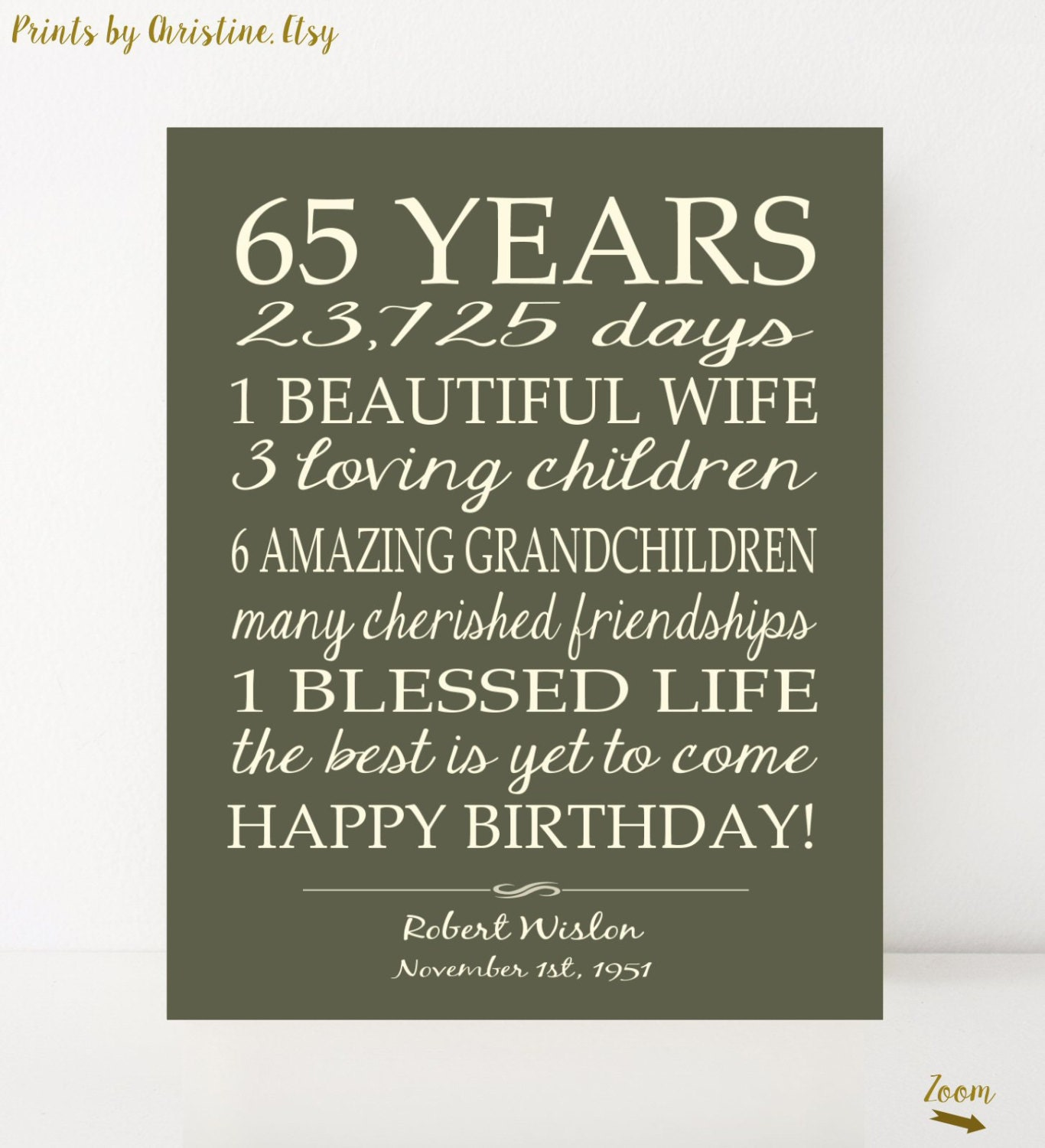 65th Birthday Poems Funny Pictures to Pin on Pinterest ...