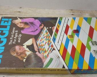 Sniggle, 1980, Vintage Board Game, Amway Game, vintage game
