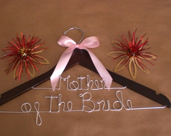 Personalized Hangers, Personalized Wedding Hangers, Custom Wedding Hanger, Weddings,Bride, Weddings,Bridesmaid,Maid of Honor,Wedding gifts.