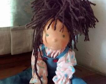 Waldorf doll -girl