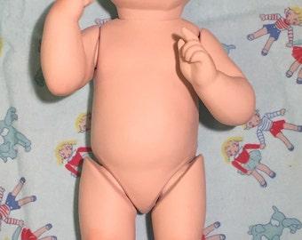 Large Hummel W. Goebel Porcelain Doll