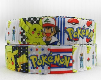 grosgrain ribbon of your choice