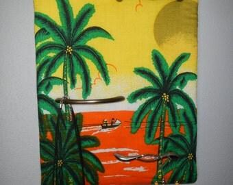 Jewelry Holder, Tropical Print