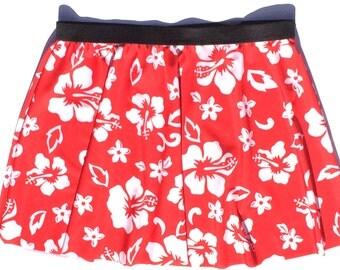 Lilo running skirt costume