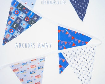 Anchor Bunting Large Flags