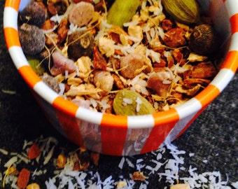 Coconut Cinnamon Chai Tea
