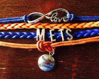Mets Bracelet