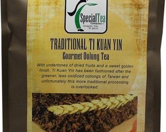 Traditional Ti Kuan Yin Oolong  Award Winning Tea x 20 Tea Bags