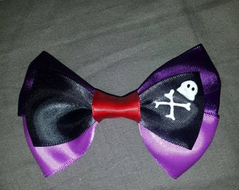 Facilier Princess and the Frog Inspired Hair Bow