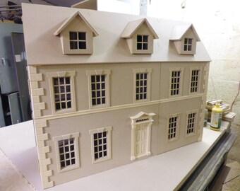 The Dalton 7 room House  Georgian    Kit      By DHD