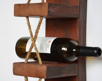 Wine or Towel Rack Pefect Gift for yourself or someone you know